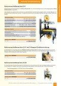 Maschinen & Geräte - Pro-System Verpackungstechnik GmbH - Seite 7