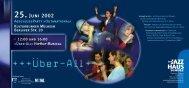 Einladung als PDF Datei (80kb) - Offene Jazz Haus Schule
