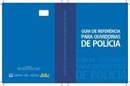Guia de Referência para Ouvidoria de Polícia - DHnet