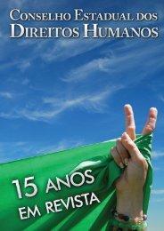 Conselho Estadual de Direitos Humanos do Espírito Santo - DHnet