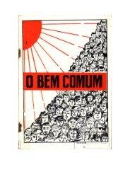 O Bem Comum - DHnet