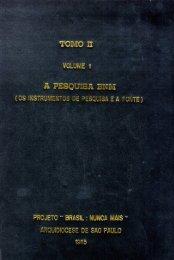 Tomo II, Volume 1 - A Pesquisa BNM - DHnet