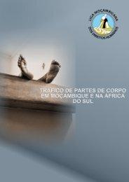 Tráfico de partes do corpo e Moçambique e - DHnet