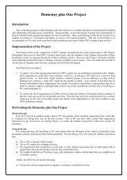 Homestay plus One Project - SWYAA