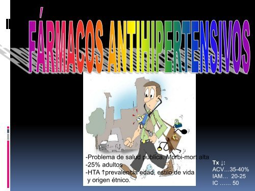Mecanismo de acción de la hipertensión tiazídica