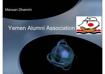 Yemen Alumni Association - SWYAA