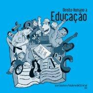 cartilha Direito à Educação - Plataforma Dhesca Brasil