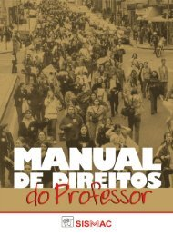 Professor, Manual dos Direitos do - DHnet