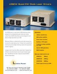 LDQCW Series - Lumina Power