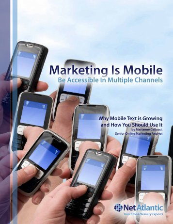 Download Marketing Is Mobile as a Printable PDF - Net Atlantic