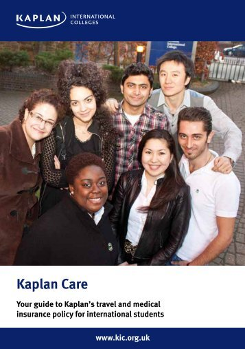 Welcome to Kaplan Care! - Kaplan International Colleges