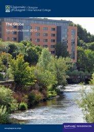 The Globe – Tenant Handbook - Kaplan International Colleges