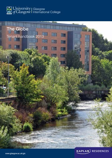 The Globe – Tenant Handbook - Kaplan International Colleges