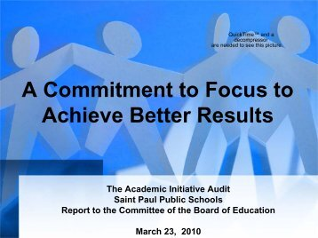 COB_3/23/10 - The Saint Paul Board of Education