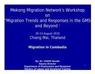 PDF 452KB - Mekong Migration Network