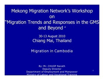 PDF 452KB - Mekong Migration Network