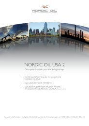 NORDIC OIL USA 2 - Heiter Investment