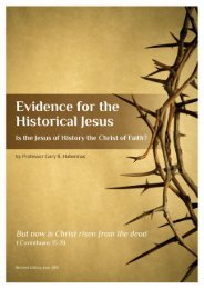 GaryHabermas_Evidence-for-the-historical-Jesus-Release_1point0