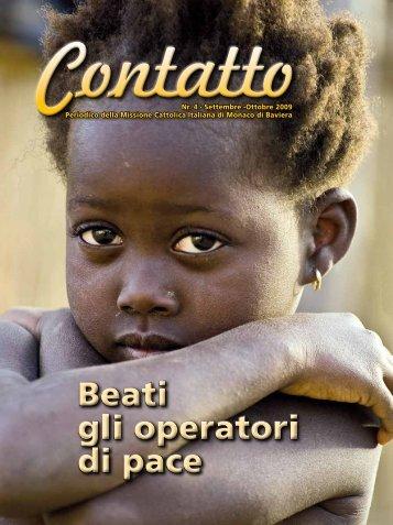 Beati di pace Beati di pace - Missione Cattolica Italiana di Monaco