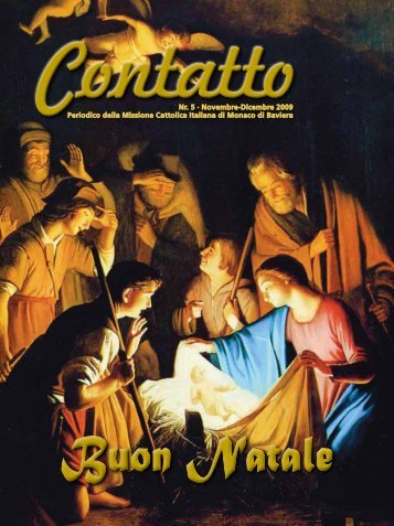 Nr. 5 · Novembre-Dicembre 2009 Periodico della Missione Cattolica ...