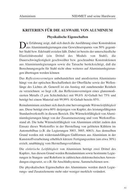 Lagersortiment - Häuselmann Metall GmbH