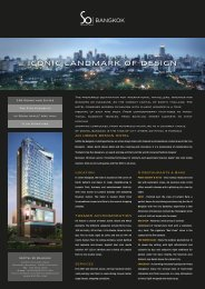 ICONIC LANDMARK OF DESIGN - Sofitel