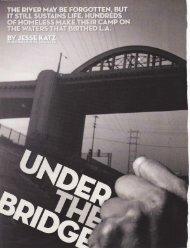 Under the Bridge - Jesse Katz