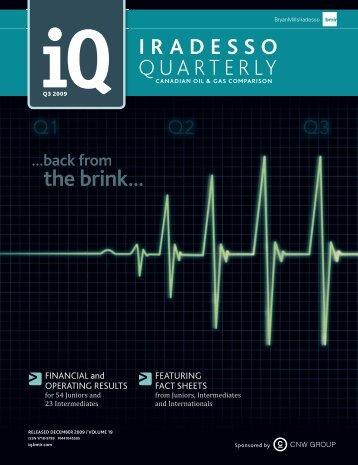 iQ Mag Q3 2009 v1v.indd - BMIR - Bryan Mills Iradesso