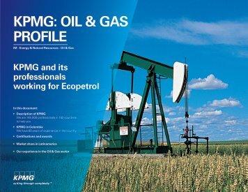 KPMG: OIL & GAS PROFILE - Ecopetrol