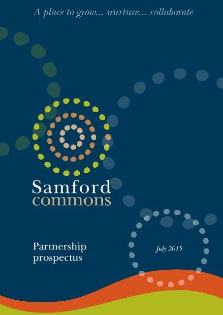 Samford Commons Partnership Prospectus