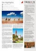 Namibia Rundreise - TRAMEX Travel meets experience - Seite 2