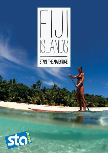island hopping Fiji - STA Travel Hub
