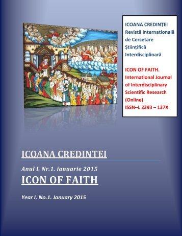 ICON OF FAITH