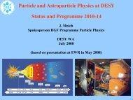 LHC - Desy