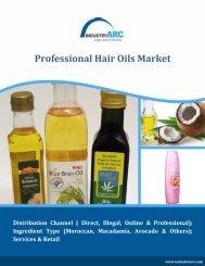 Professional Hair Oils Market