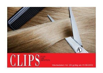 Mediadaten 2013 - CLIPS