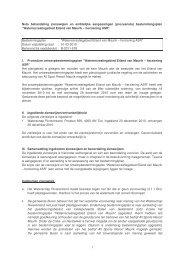1.6 Bijlage 6: procesnota zienswijzen (pdf) - Gemeente Buren