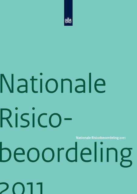 Nationale- risicobeoordeling-2011.pdf - Nationaal Coördinator ...
