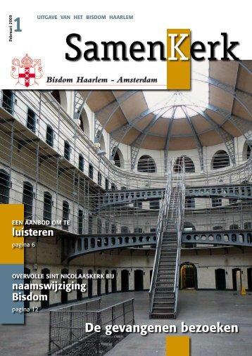 de gevangenen bezoeken - Bisdom Haarlem