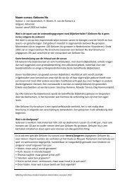 Naam cursus: Geloven Nu - Bisdom Haarlem