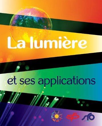 Lumière et applications