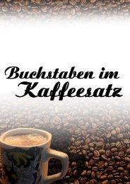 Der Kaffee ist alle