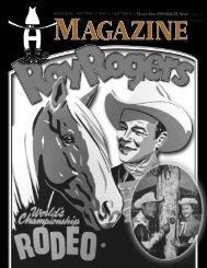 magazine - Houston Livestock Show and Rodeo