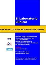 El Laboratorio Clínico: - Localizador de Información en Salud de Cuba