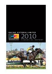 AFGC-AR 2005 Designs - Racing Victoria