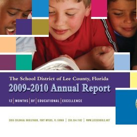 2009/10 Annual Report - Communications