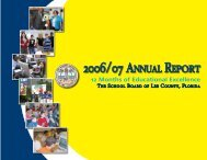 2006/07 annual reporT - Communications