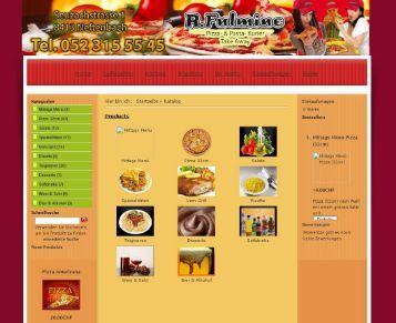 Restaurant / Pizzeria / Pizzakurier Fulmine