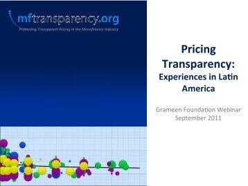 Ecuador - MFTransparency.org