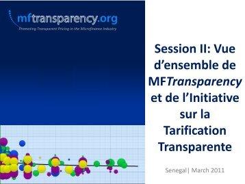 Taux d'Interêt - MFTransparency.org